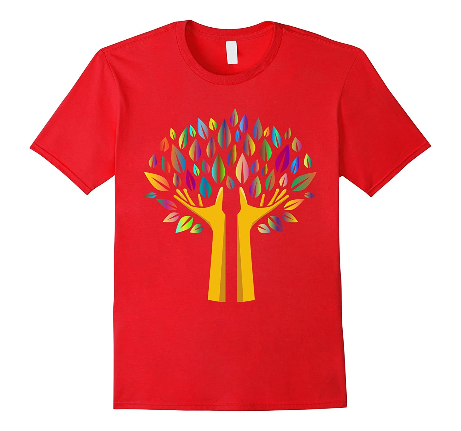 Environmental Green Ecological Design T-Shirt-TH
