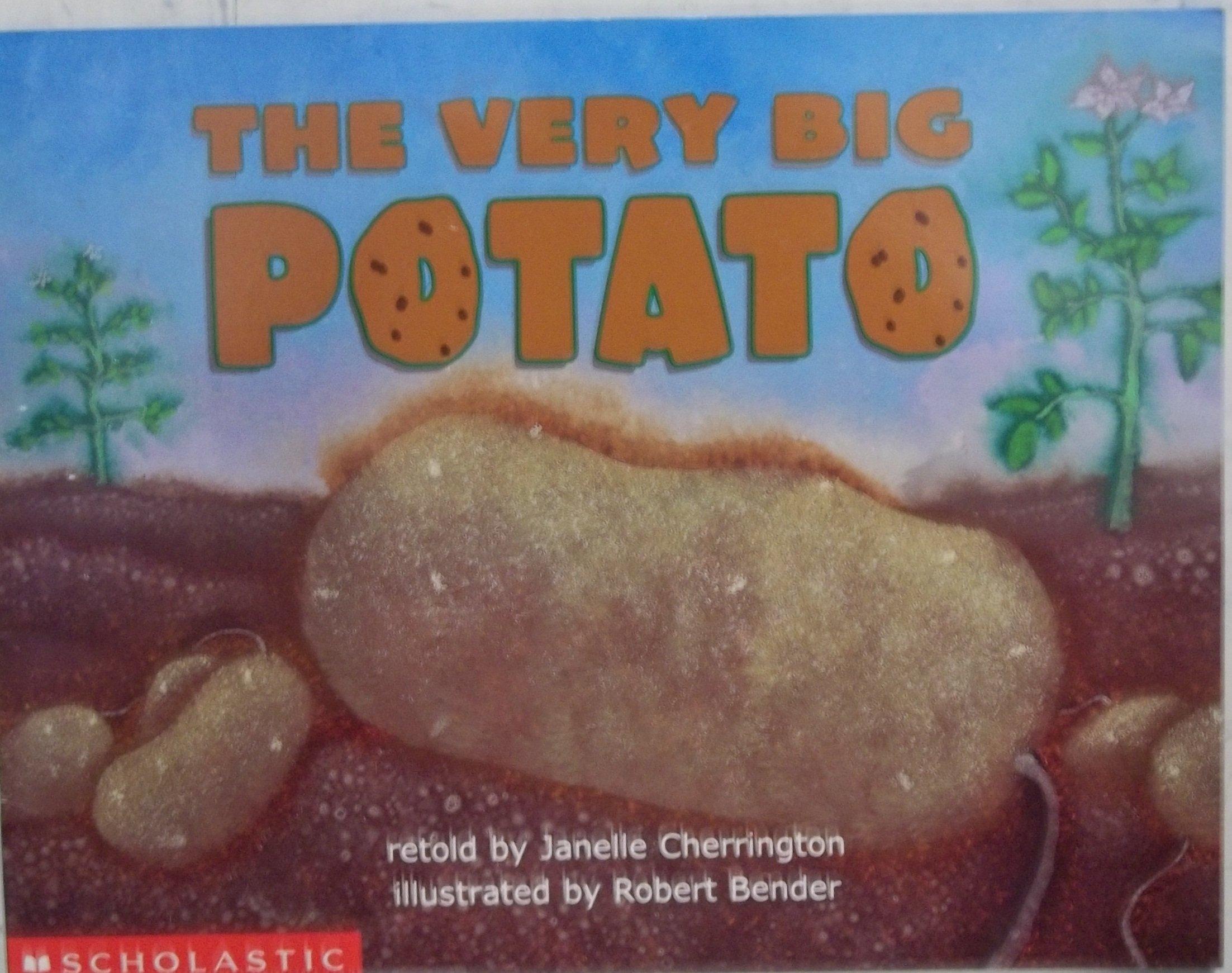 The very big potato ebook