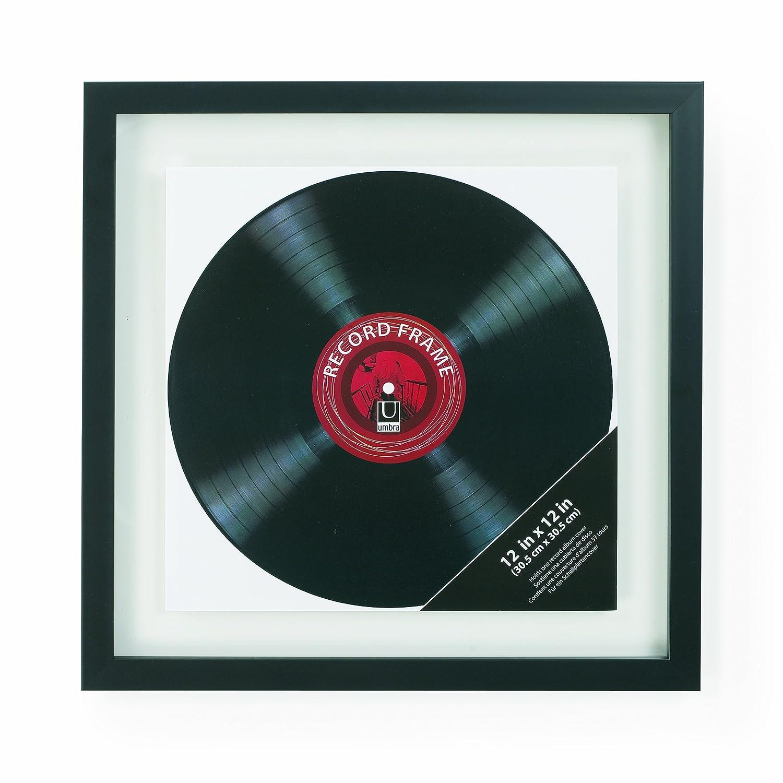 Amazon.com - Umbra Record Album Frame, 12-Inch by 12-Inch ...