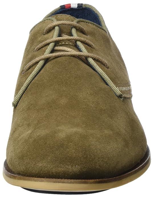 80fb5e1d27c38 Tommy Hilfiger Men s C2285ampbell 2b Derby  Amazon.co.uk  Shoes   Bags