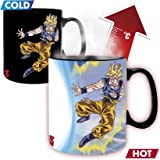ABYstyle - Dragon Ball Mug Heat Change 460 ML - DBZ/Goku VS Buu