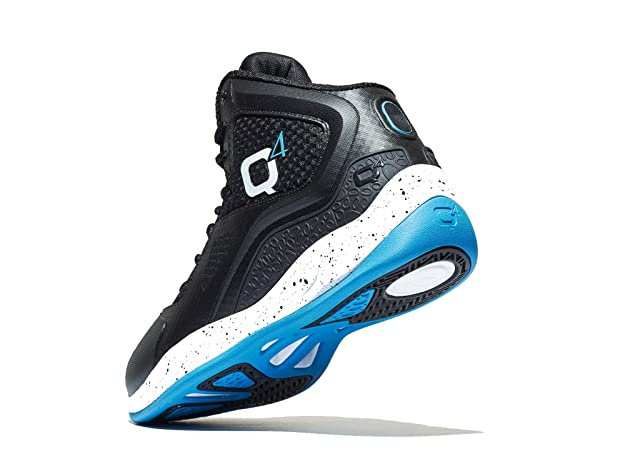 meet 3a0cb a2463 Amazon.com  Q4 Jet Black Millennium  Shoes