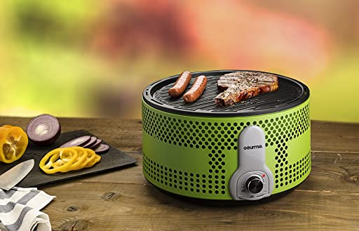 Portable Charcoal Electric BBQ Grill