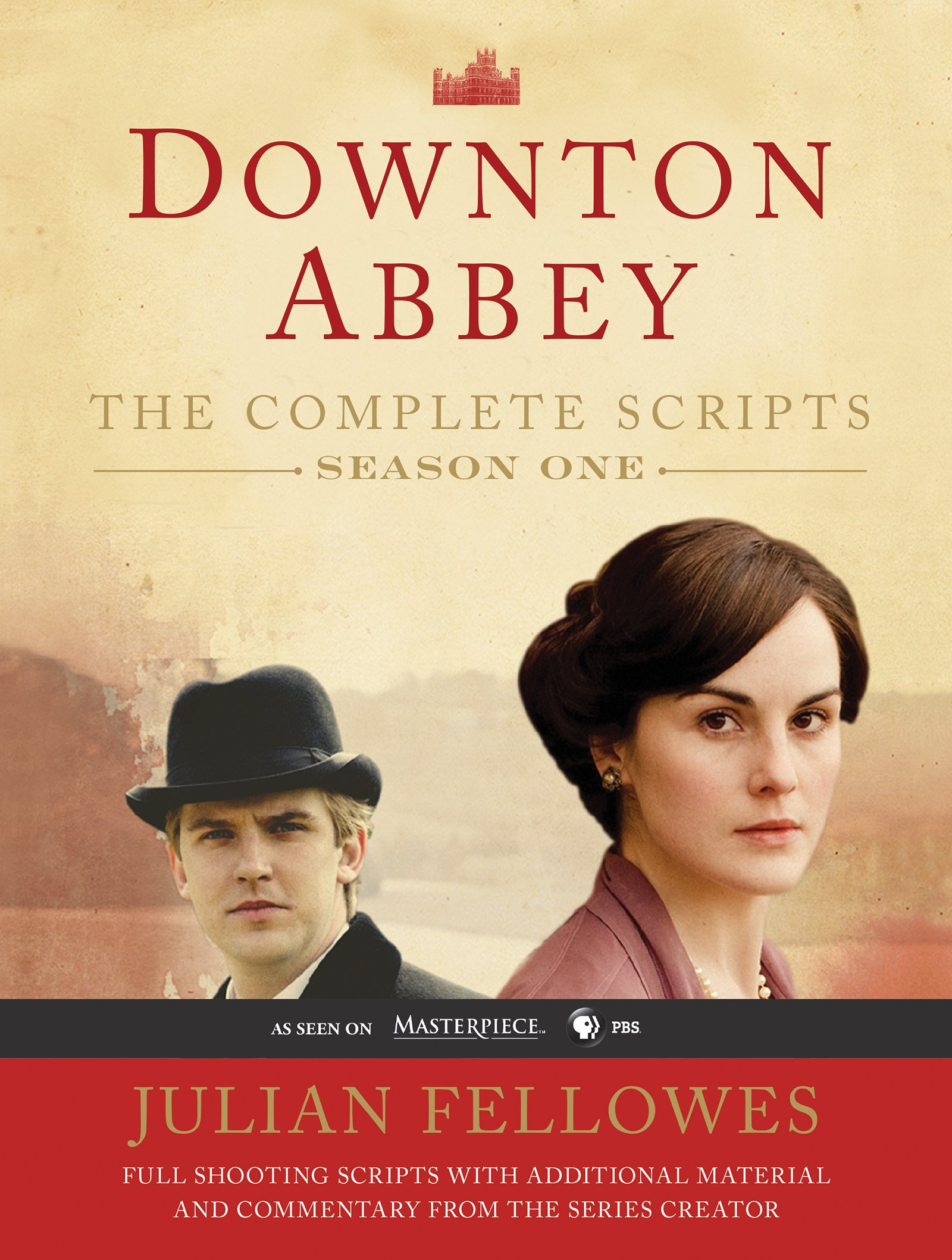 Downton Abbey Script Book Season 1  English Edition