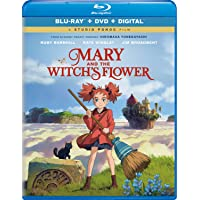 Mary and The Witch's Flower [Blu-ray] (Sous-titres français)