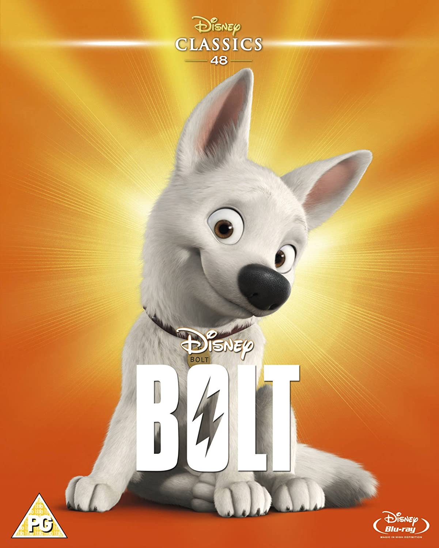 Bolt 2008 Limited Edition Artwork Sleeve Blu Ray Amazon Co Uk Dvd Blu Ray
