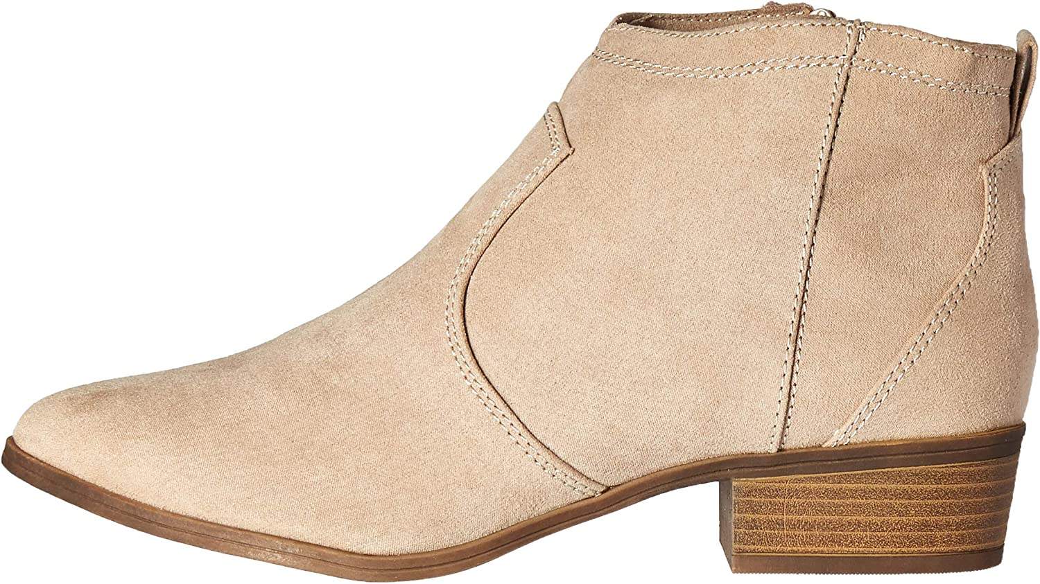 DV by Dolce Vita Womens Juryy Ankle Boot