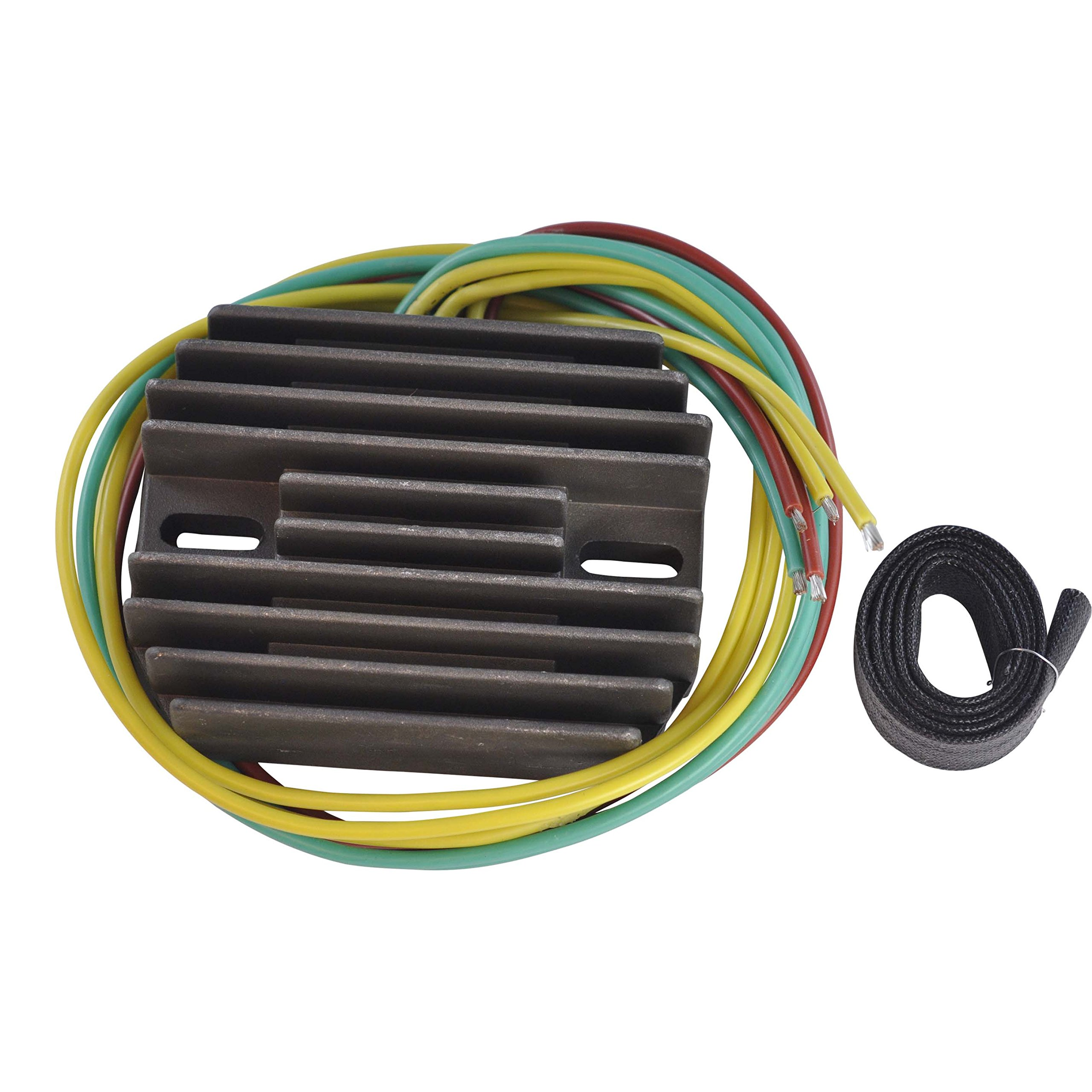Voltage Regulator Rectifier For Arctic Cat EXT Pantera 580 / Honda CBR 1100 XX RVT 1000 VF Magna VFR VT 700-1100 / KTM 690 Enduro 950 / Suzuki 990 Supermoto R T 1983-2016