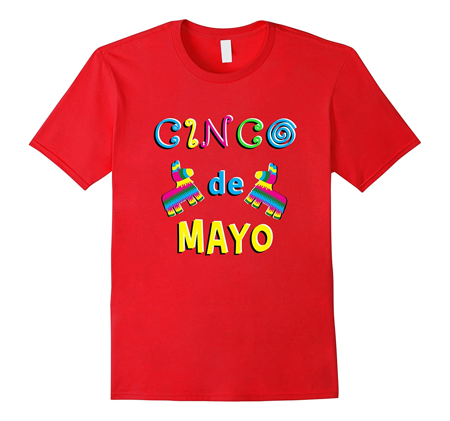 Pinata Cinco de Mayo Shirt Women Men Kids Boys Girls Funny-CD
