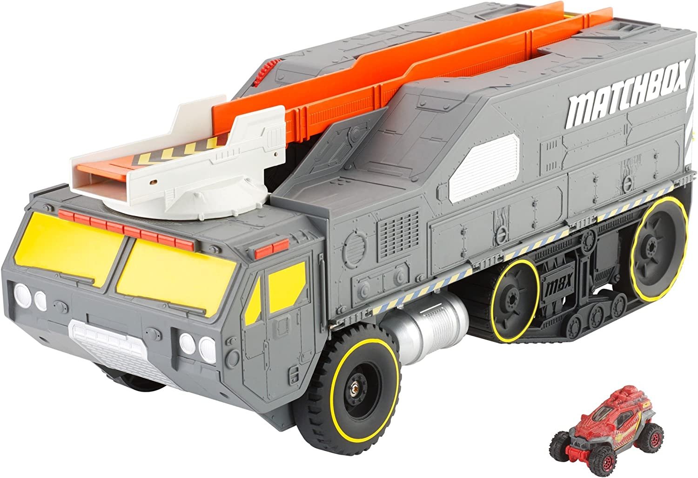 Matchbox Color Changers MBX Rescue 1:64 Scale Humve