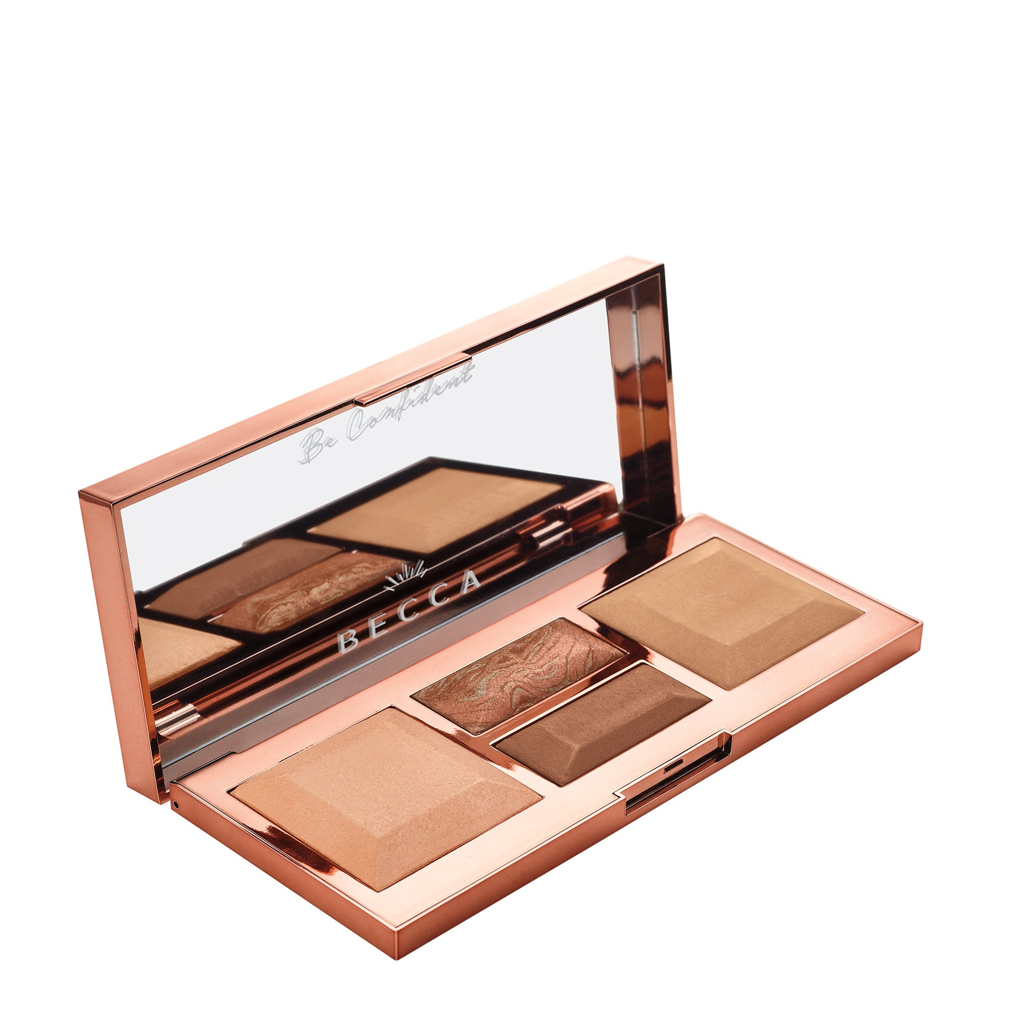 BECCA Cosmetics Be A Light Palette Limited-Edition - Medium to Deep