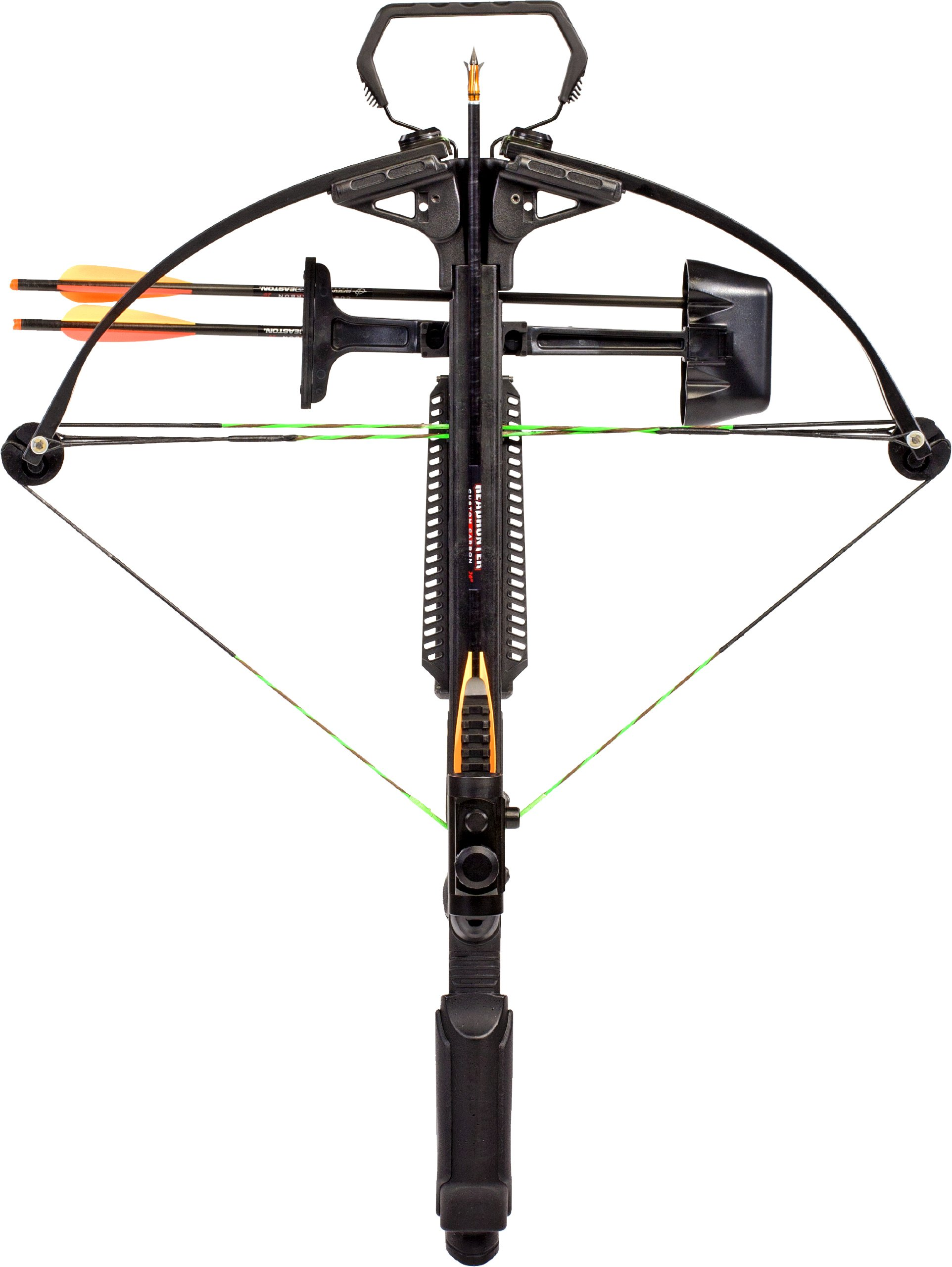 Barnett Wildcat C5 Black Crossbow Package (Quiver, 3 - 20-Inch Arrows and Premium Red Dot Sight) by Barnett (Image #4)