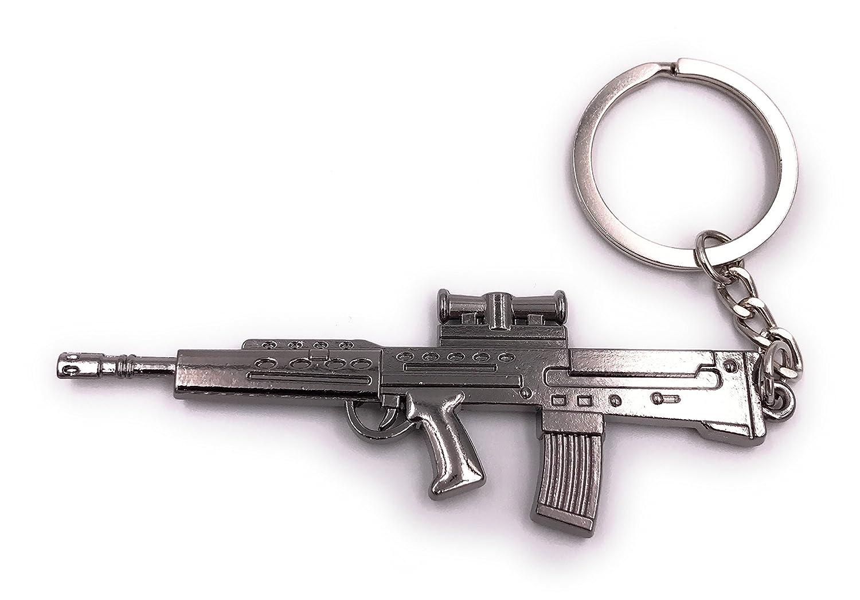 H-Customs MP Sturmgewehr con Colgante de Llavero de Alcance ...