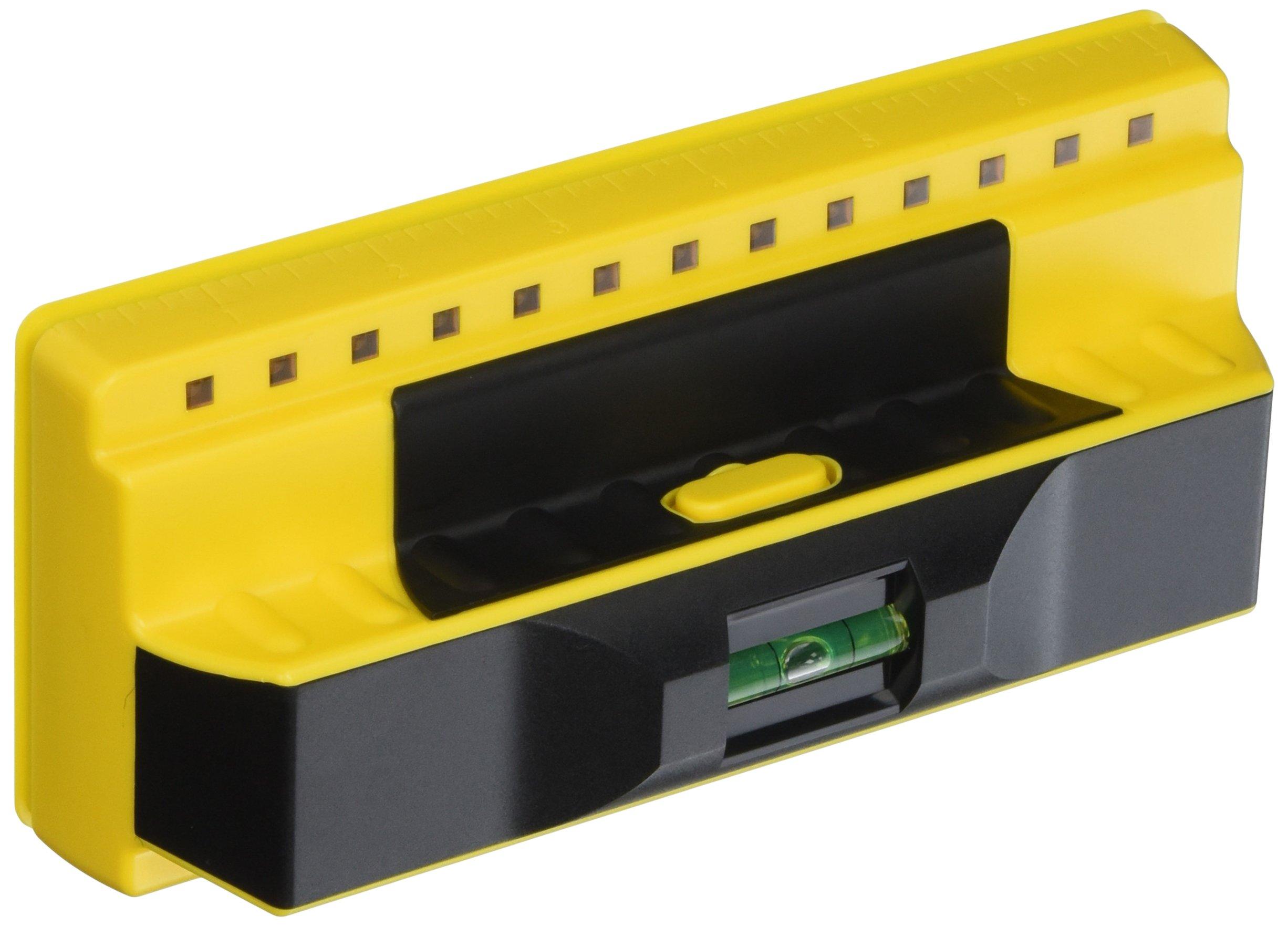 Franklin Sensors FS710PROProSensor 710+ Professional Stud Finder with Built-in Bubble Level & Ruler by Franklin Sensors