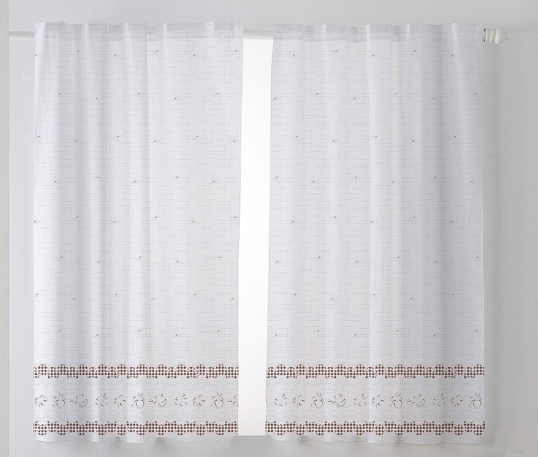 Cortina De Algodón//Lino Faisán ramo//artesanía//Tapicería Tela De 140cm de ancho