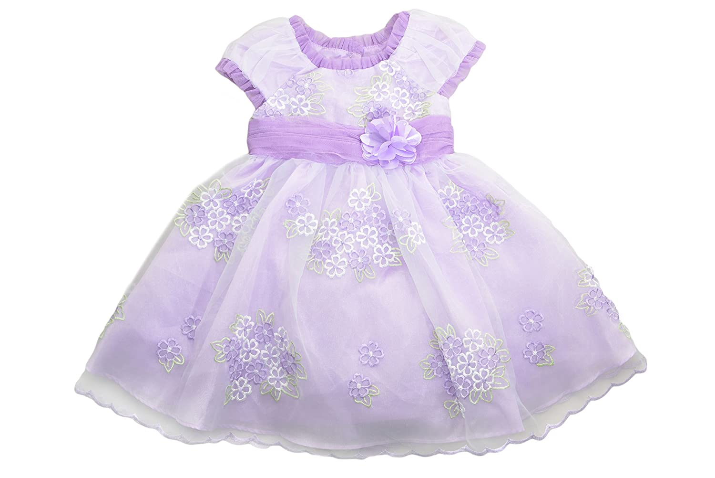6cf67ffebc0 Amazon.com  Jona Michelle Girls 2-6X Cap Sleeve Party Dress  Clothing
