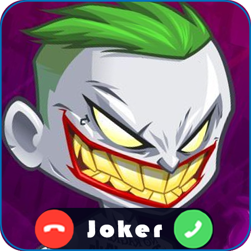 Scary Call from jokir - penniwise scary killer clown fake call 2018 -