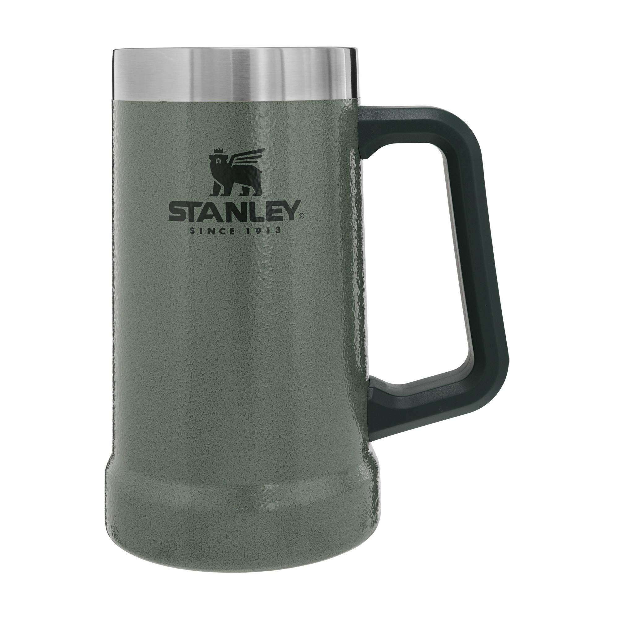 STANLEY Adventure Big Grip Beer Stein 24oz