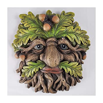 ENT para pared trunkcorn gran jardín, árbol decorativo regalo Decor. 16 cm
