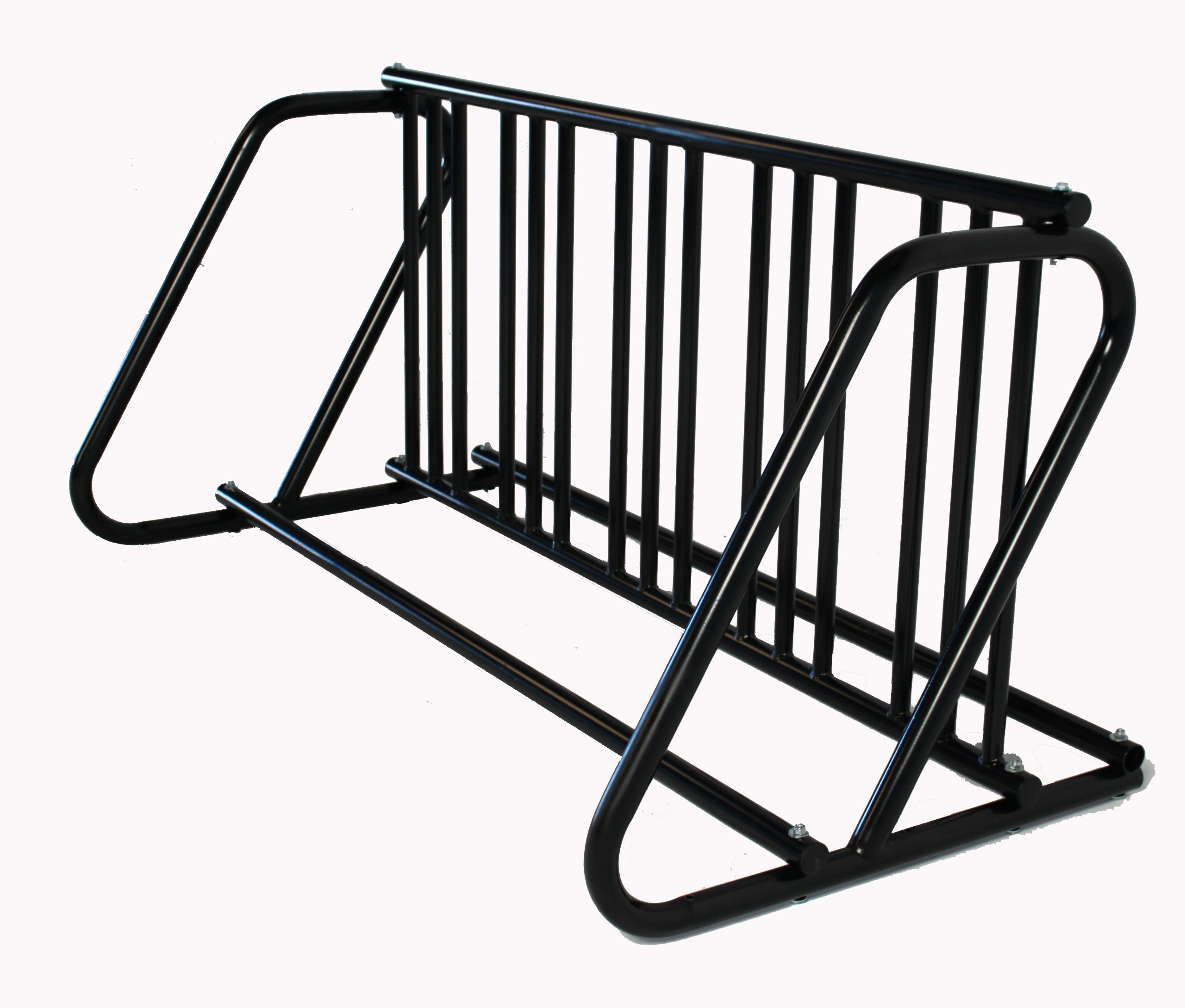 Hollywood Racks Dual Use 5-10 Bike Commercial Parking Rack by Hollywood Racks (Image #3)