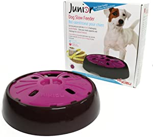 Aïkiou Activity Food Interactive Feeder for Dogs