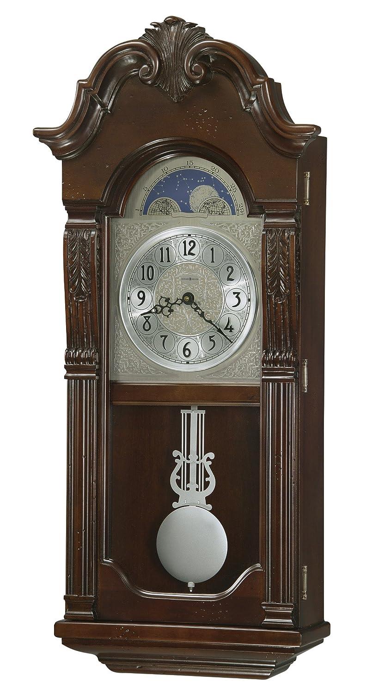 Amazon Howard Miller 625 439 Norristown Wall Clock Home Kitchen
