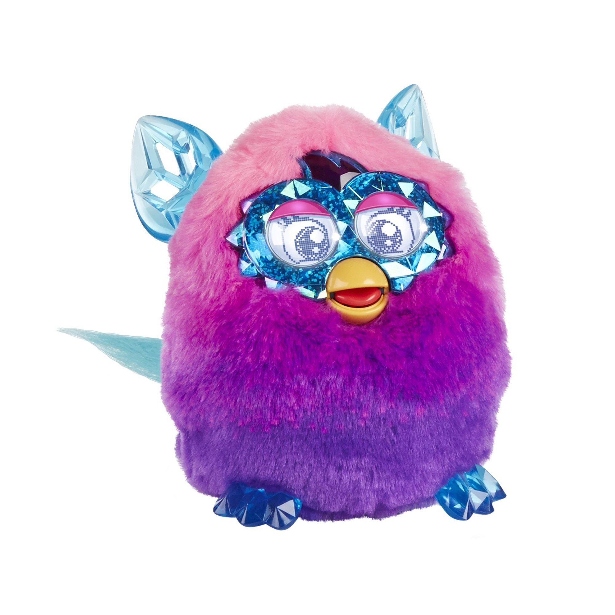 Furby Boom Crystal Series Furby (Pink/Purple)
