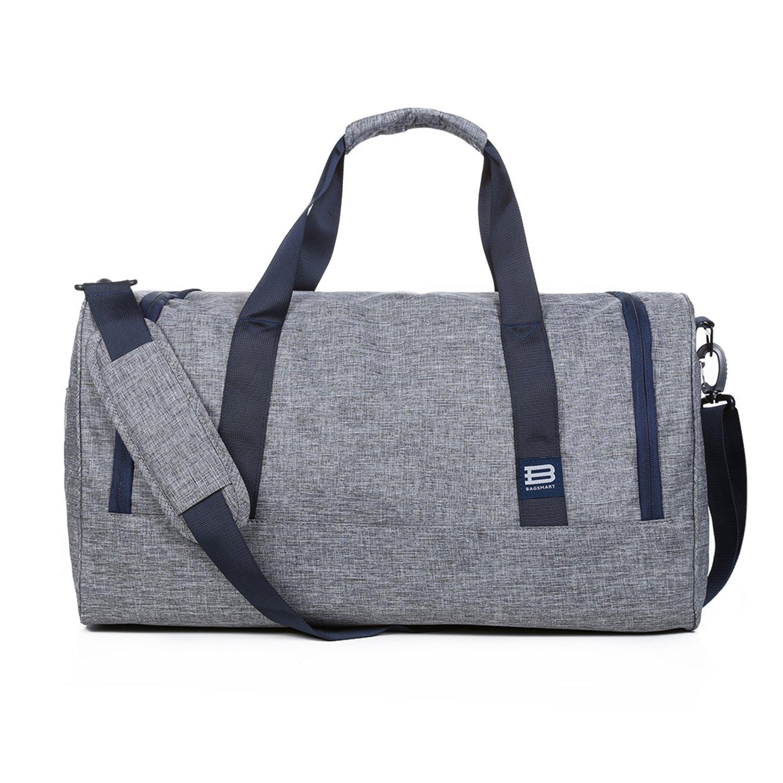 c1ce78ab295f BAGSMART Travel Duffel Bag Large Foldable Weekend Shoulder Handbag  Overnight Bag Gym Bag Carry-on