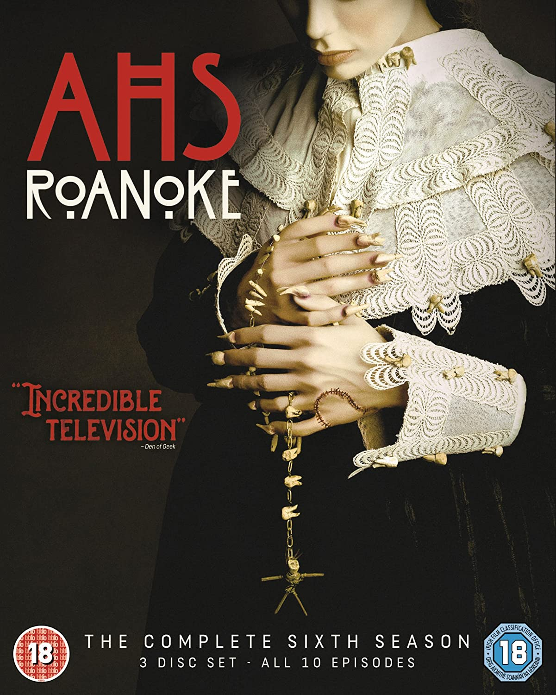 Amazon.com: American Horror Story: Season 6 - Roanoke [DVD]: Movies & TV