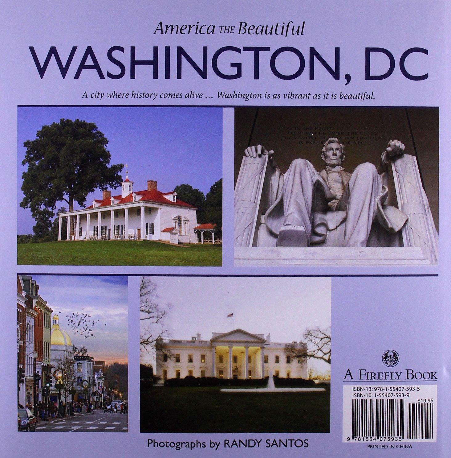 Washington DC America the Beautiful Jordan Worek Randy Santos