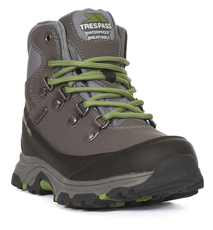 91599937d31 Trespass Unisex Kids' Glebe Ii High Rise Hiking Boots
