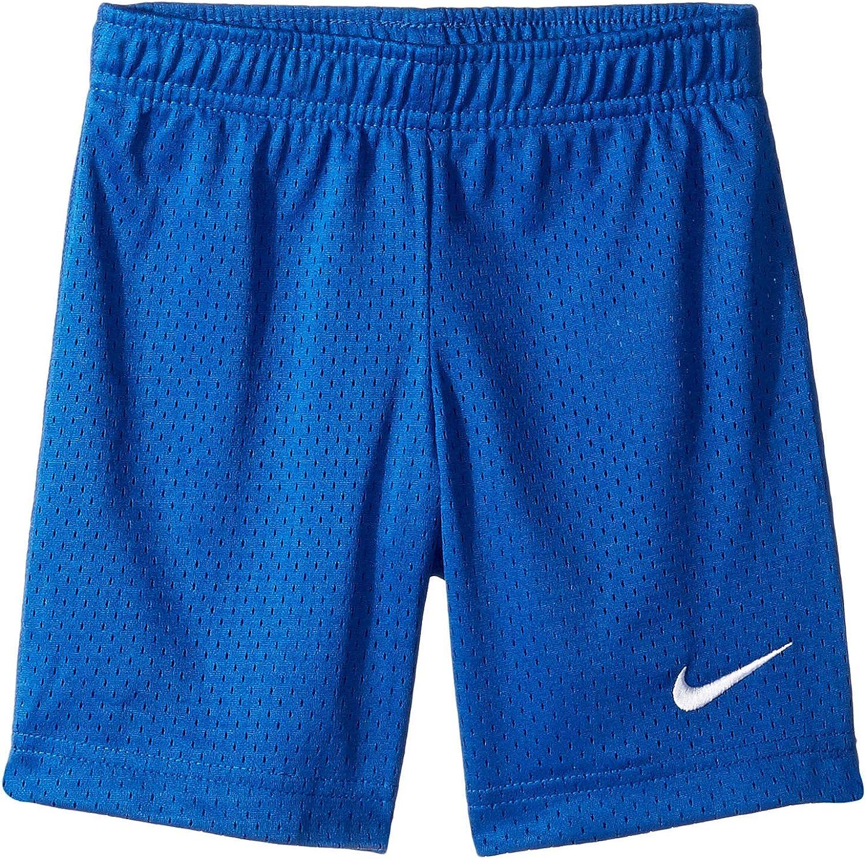 Nike Kids Baby Boy's Essential Mesh Short (Toddler): Clothing