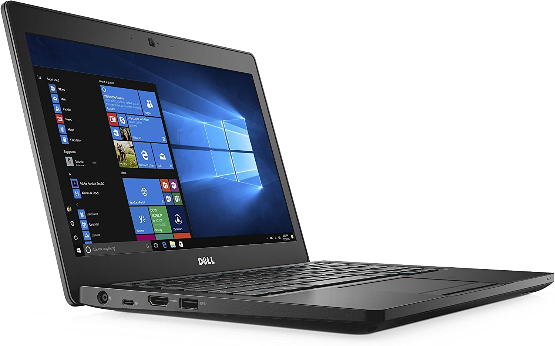 Dell Latitude 12 5000 5280 Business Ultrabook - 12.5in (1366x768), Intel Core i5-7200U, 512GB PCIe NVMe M.2 SSD, 8GB DDR4, Webcam, Windows 10 Professional (Renewed)