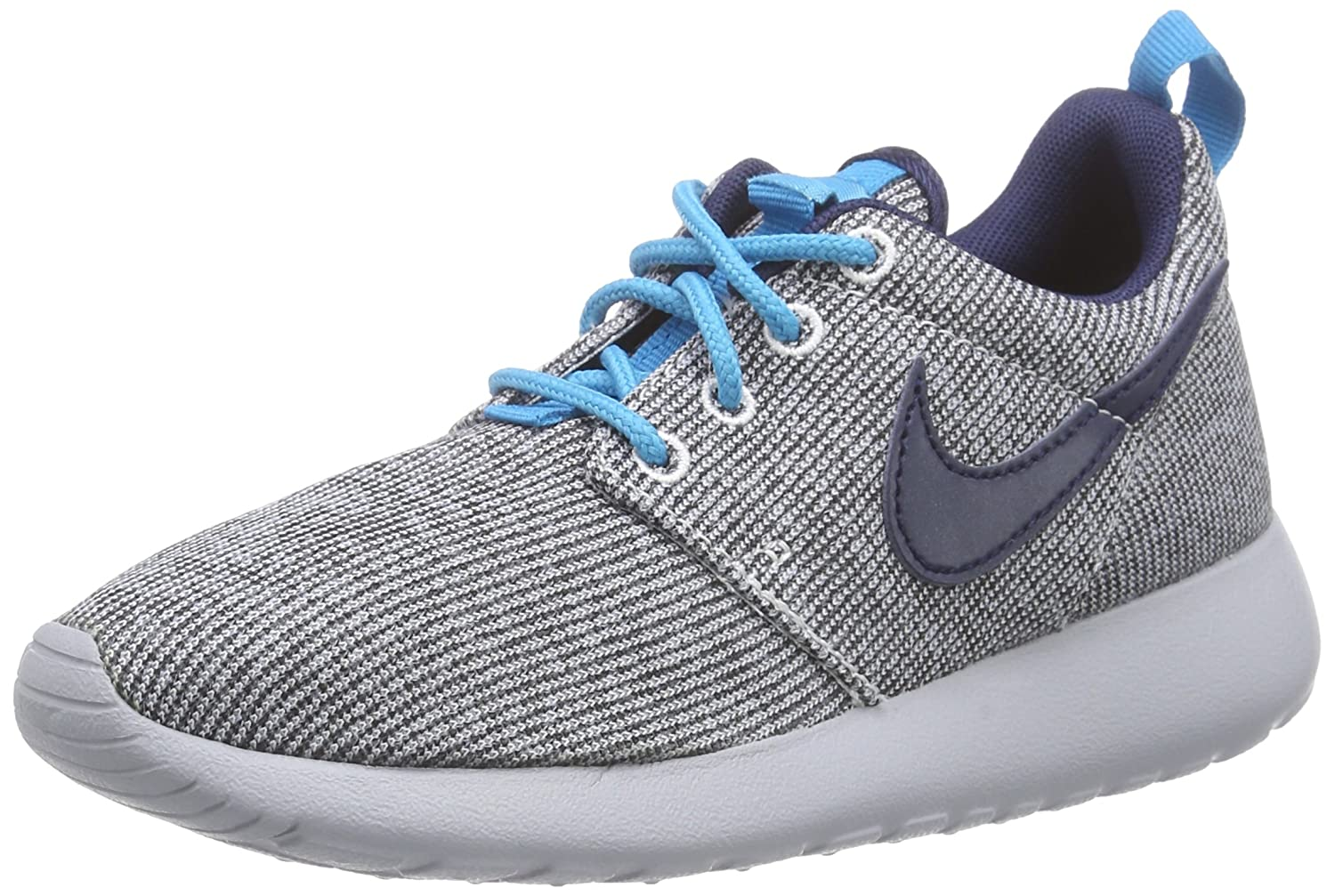 on sale eb2dd 67898 ... coupon for nike roshe one gs unisex kinder sneakers grau white mid navy  bl lgn wlf