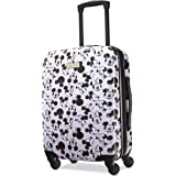American Tourister Disney Hardside Luggage with Spinner Wheels, Minnie Loves Mickey, Carry-On 21-Inch
