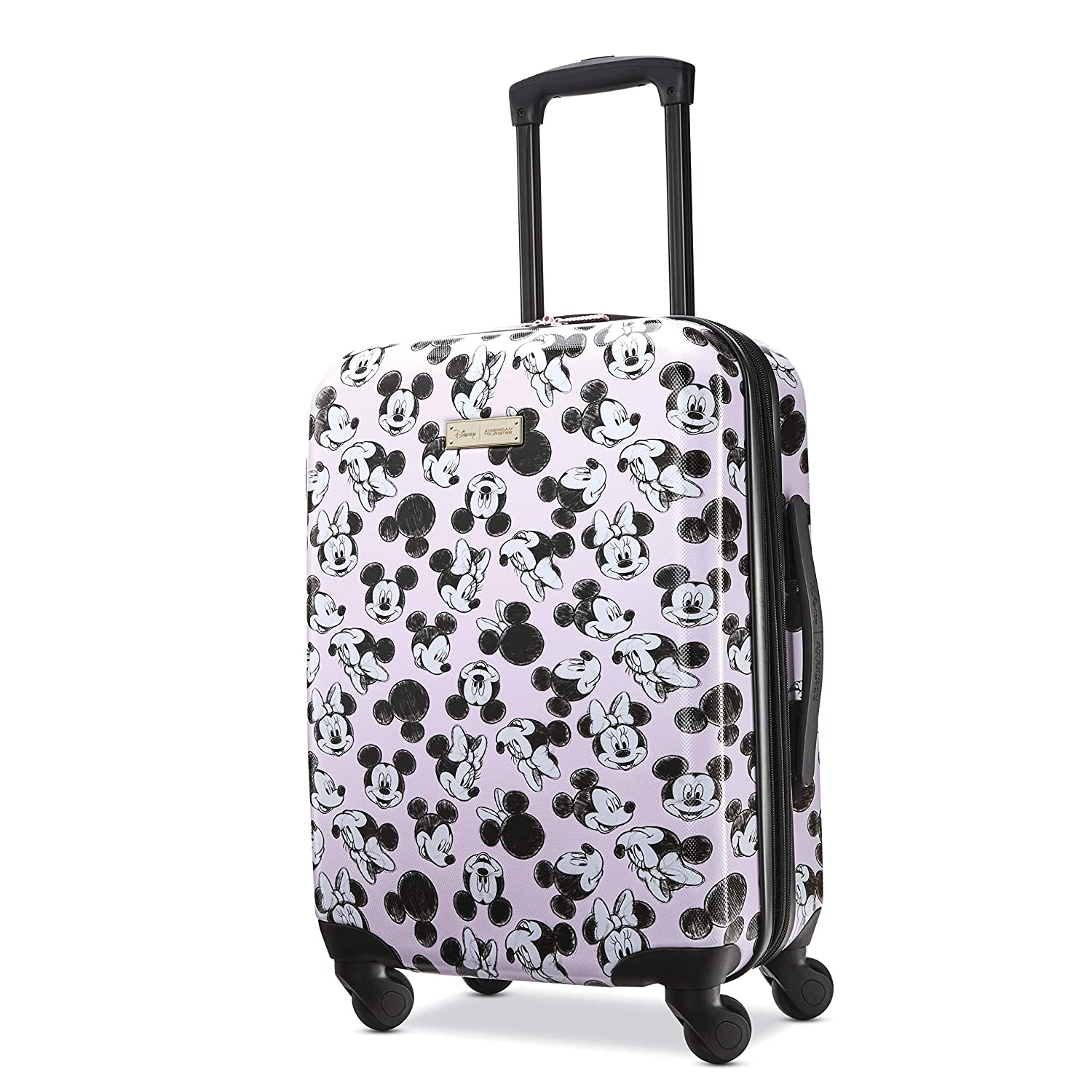 Image of American Tourister Carry-on, Minnie Loves Mickey Luggage