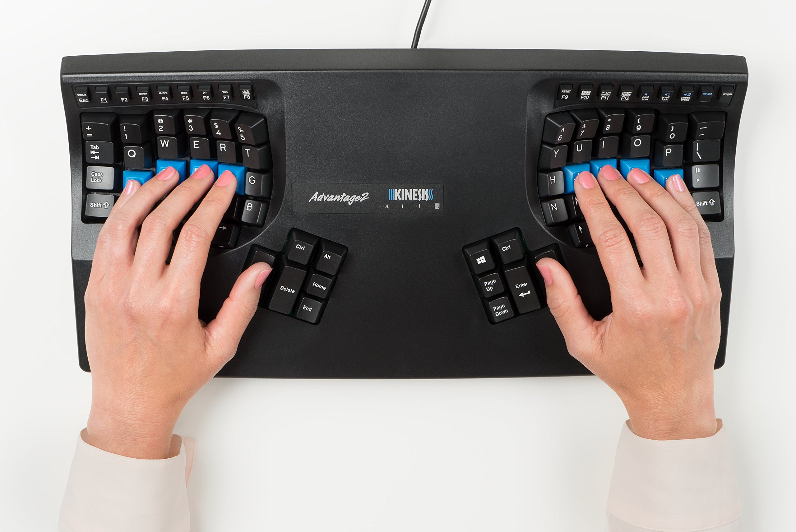 Kinesis Advantage2 Ergonomic Keyboard (KB600) by KINESIS (Image #8)