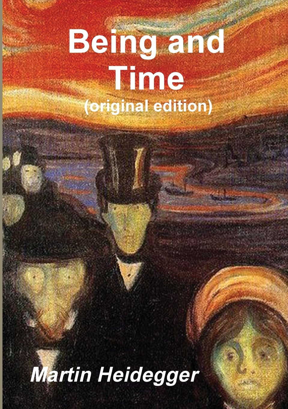 Download Being and Time (Original Edition) ebook