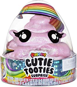 Poopsie 561026 Cutie Tooties Surprise Collectible Slime & Mystery Character 2-2, Multicolor