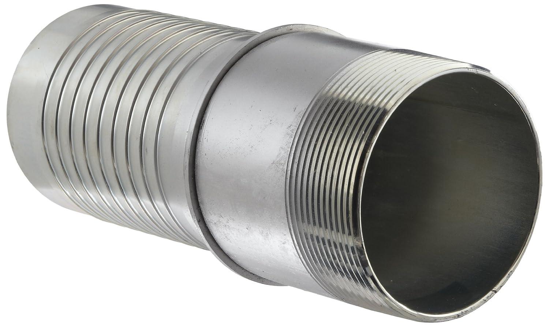 4 Hose ID NPT Threaded Special External Swage Stem Dixon Holedall TM64-42 Carbon Steel Hose Fitting