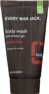 product image for Every Man Jack, Wash Body Cedarwood Travel, 1.5 Fl Oz