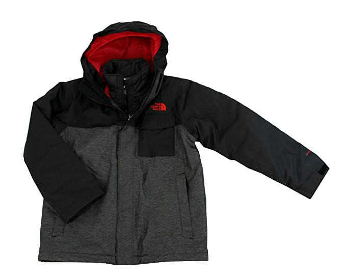 THE NORTH FACE Youth Boys APLO Insulated Triclimate Jacket (M 10 12) a383ea01b
