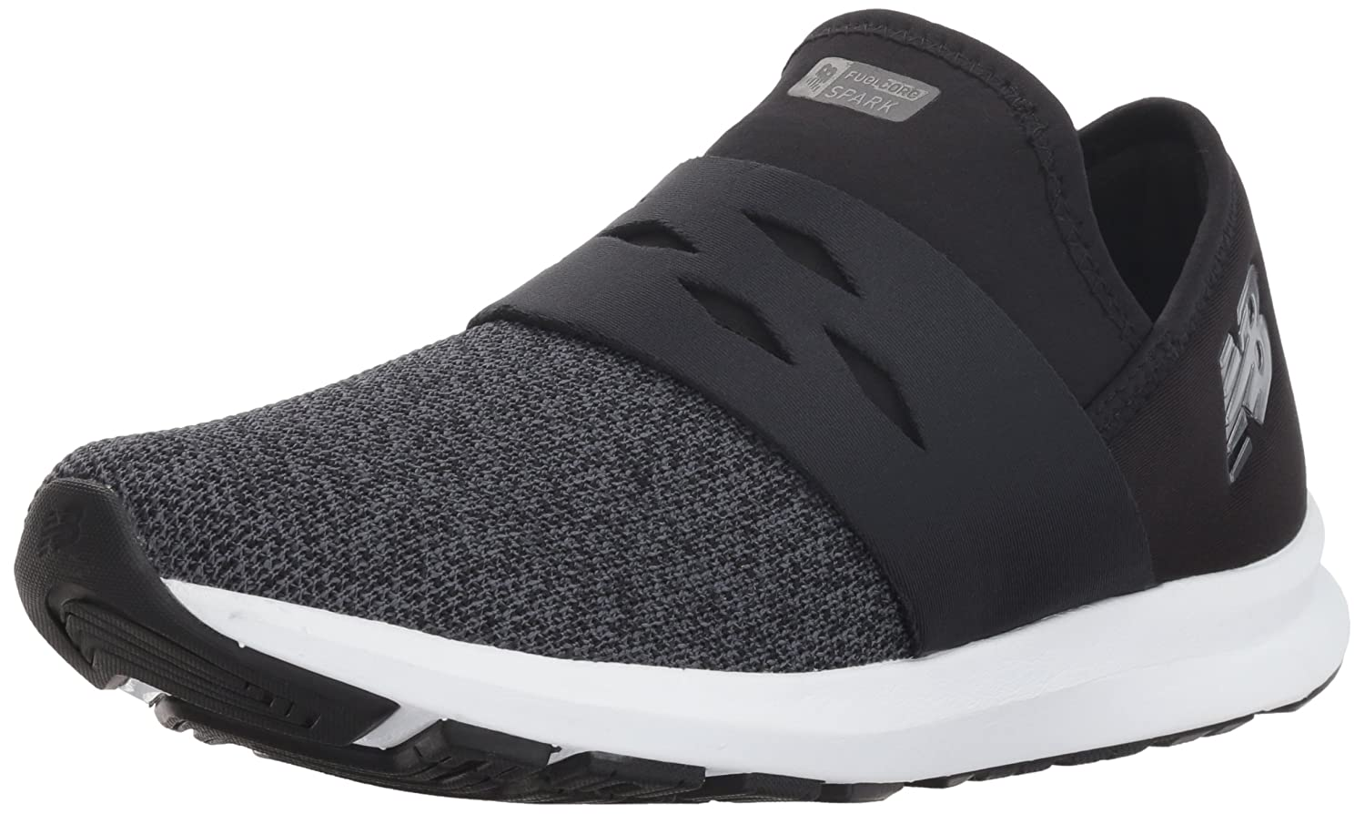 New Trainer Balance Women's SPK V1 FuelCore Cross Trainer New B075R3RJ37 6.5 M US|Black a0e45d