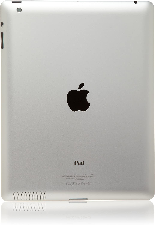 Apple iPad 3rd Generation 64GB Cellular Wi-Fi AT/&T Black 9.7in A1430