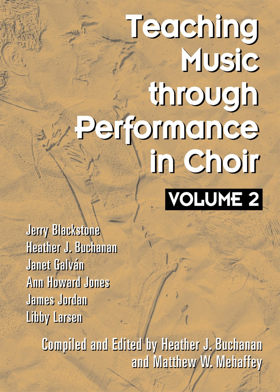 Teaching Music through Performance in Choir - Volume 2 pdf epub