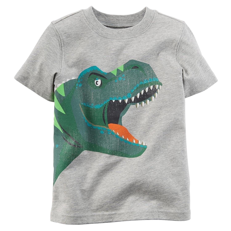 12M - Dinosaur Carters Baby Boys Graphic Tee Baby