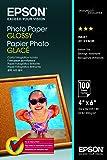 Epson C13S042548 10 x 15 cm glansigt fotopapper Glansigt foto 100 sheets