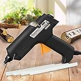 Timbertech - Pistola de pegar / Pistola termofusible inalámbrica de doble función en práctico maletín