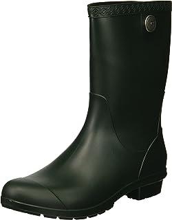 0b199b36412 Amazon.com | UGG Women's, Reignfall Waterproof Rain Boot | Snow Boots