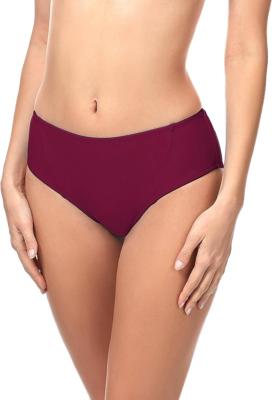 Merry Style Slip Bikini Coprente Vita Media Donna 18